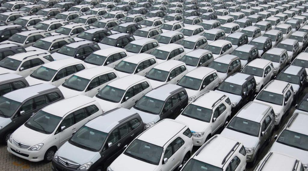 wynajem flota samochodow